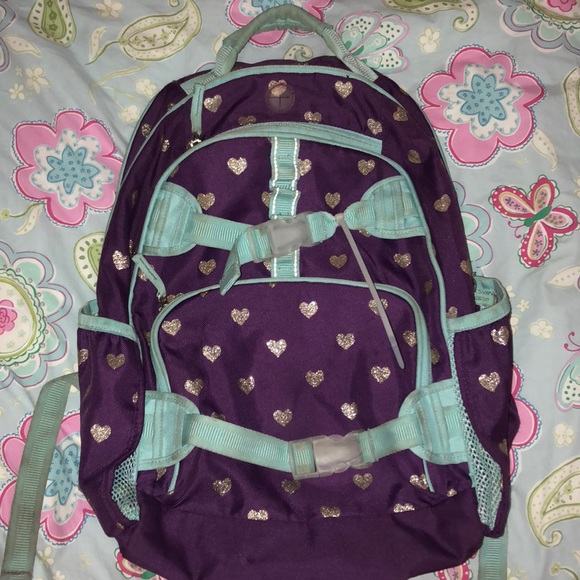Pottery Barn Kids Accessories Girls Pottery Barn Backpack Poshmark